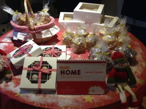Truffles, Mince Pies, Shortbread, fudge and more...