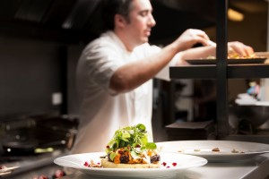 Head Chef, Gareth England