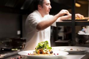 Head Chef, Gareth England