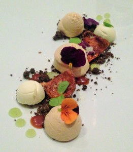 Caramel, malt and artichoke
