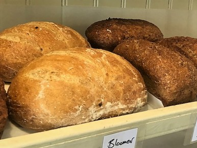 Bread and Banjo; Freshly baked breads